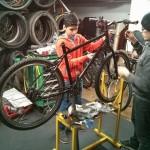 Portus Cycles - Fahrradführsorge