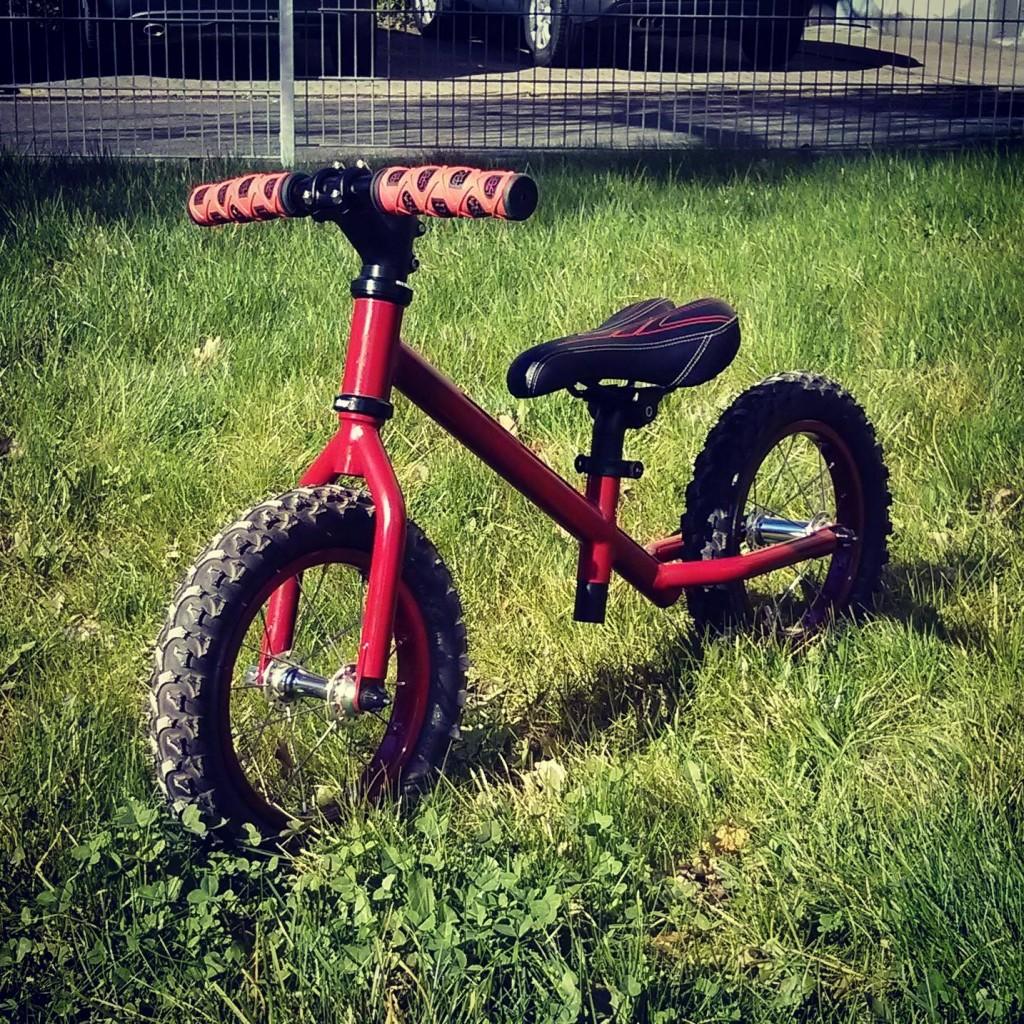Portus Cycles - Balncebike - Fianna - Komplett