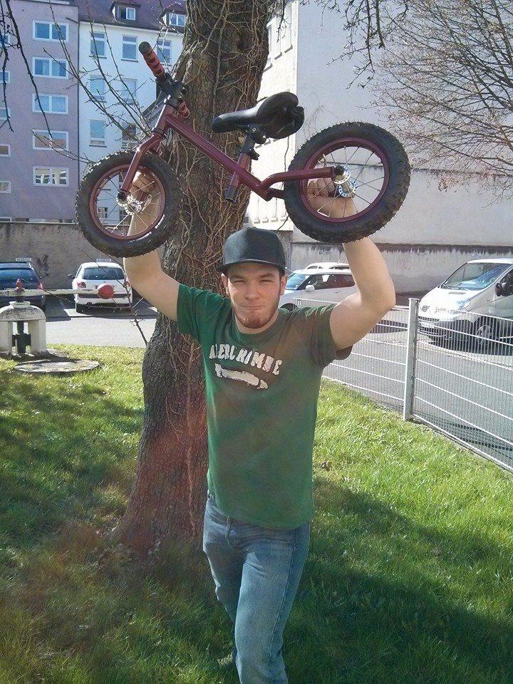 Portus Cycles - Balncebike - Fianna - Stolz