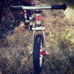 Portus Cycles - Balancebike - Front