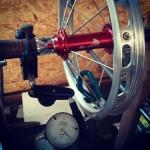 Portus Cycles - Balancebike - Zentrieren