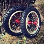 Portus Cycles - Balancebike - Laufräder