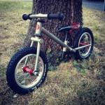 Portus Cycles - Balancebike - Komplett