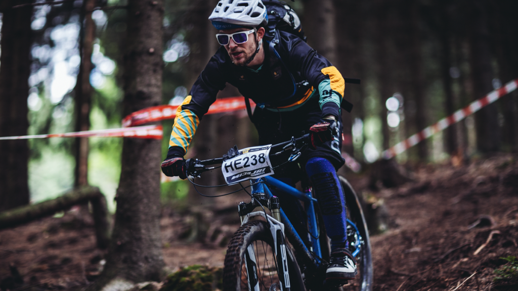 Portus Cycles - Enduro - André - In Action