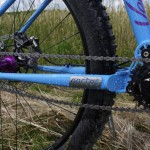 Portus Cycles - Enduro - André - Kettenstrebe