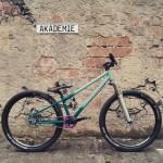 Portus Cycles - Maria's Louise - Seitenansicht