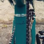 Portus Cycles - Maria's Louise - Rahmennummer