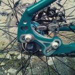 Portus Cycles - Maria's Louise - Ausfallende mit Herz