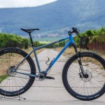 Portus Cycles - Tannenwald - Gates Carbon Drive - Pinion - Seitenansicht