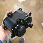 Portus Cycles pinion - Getriebe