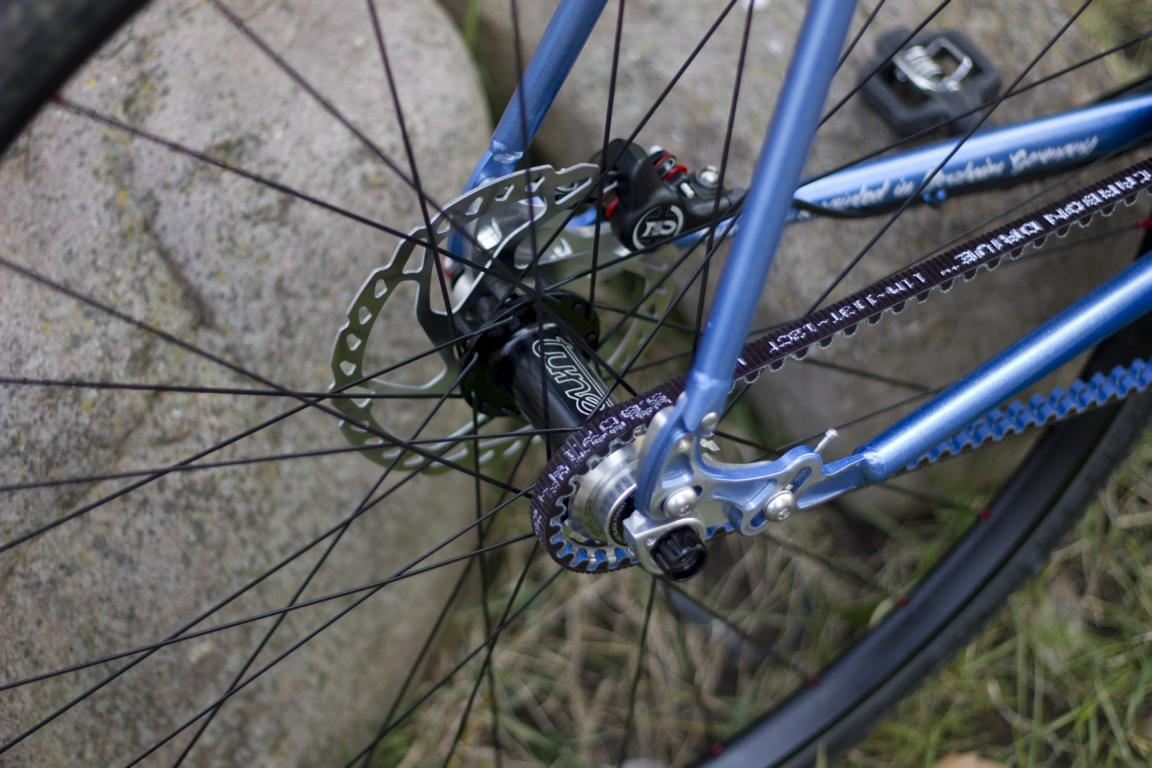 Dirk\'s Eingang-Cyclocross-Maschine   Portus Cycles