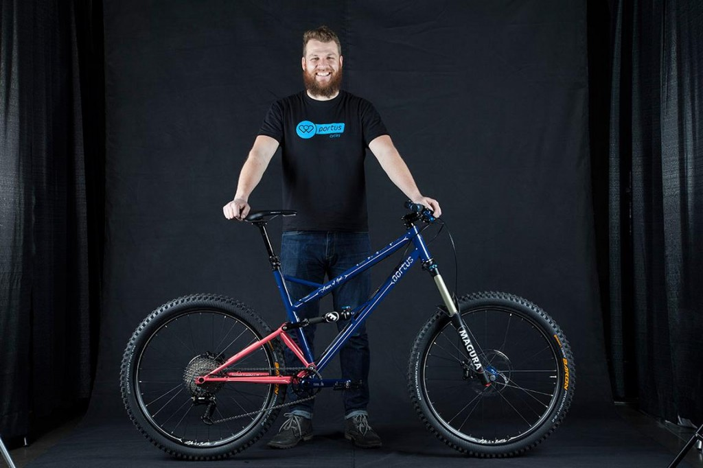 Alex Clauss - Portus Cycles